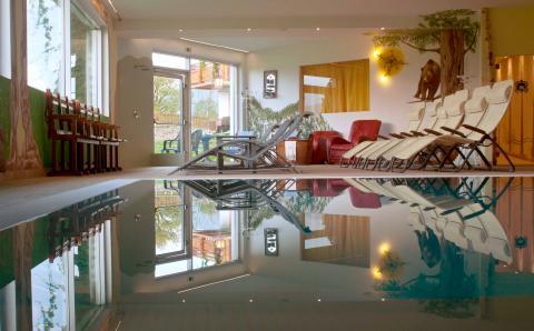 Piscina Hotel Rosa Resort