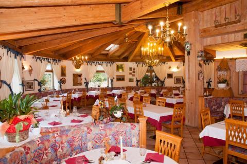Sala da pranzo Rosa